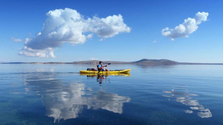 Fishing off the coast of Lemnos
